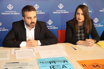 Gerard Llobet i Gisela Vargas
