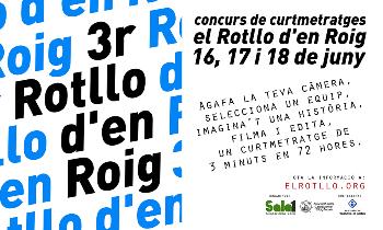 El Rotllo d'en Roig 2017 és la 3a edició