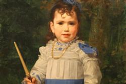Antoni Caba Casamitjana - Nena, 1876