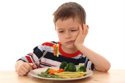 Els problemes amb el menjar són dels que més preocupen els pares i mares