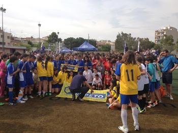 Fase final catalana, Igualada 2014