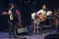 Vilanova continua apostant per la música d'arrel popular i tradicional. Foto: Marta Moreno