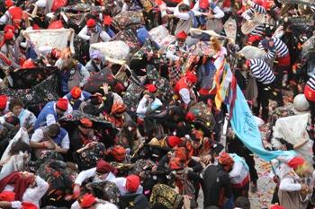 L'acte més emblemàtic del Carnaval vilanoví aplega milers de participants i espectadors