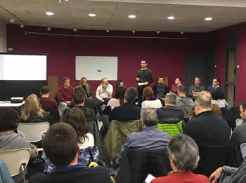 Debat ERC masia barreres