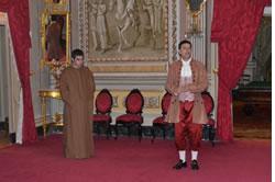 Les visites teatralitzades mostren la manera de viure a la societat del s. XIX