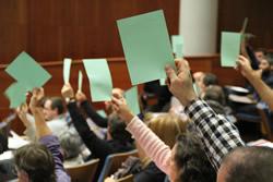 El públic podrà participar votant les diferents propostes