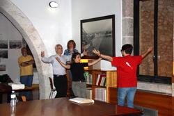 L'espai del castell de la Geltrú afavoreix la proximitat del públic amb els actors
