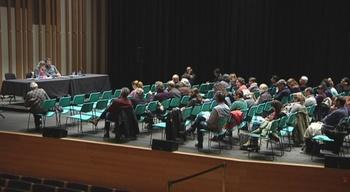Més de 40 persones van assistir a la constitució del Consell