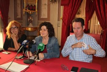 Pilar García, Teresa Llorens i Xavier Grau l'han presentat en roda de premsa