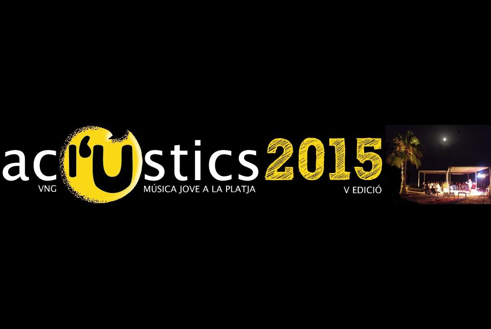 Aclústics 2015. ogo