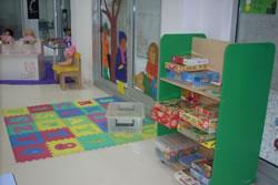 Les ludoteques, espais de lleure i conciliació i Minuts Menuts són espais de joc  i relació per als infants