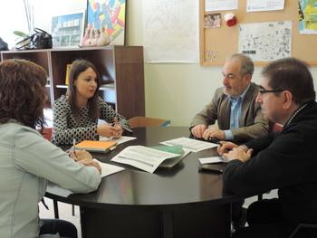 La reunió es va celebrar dijous a Vilanova i la Geltrú