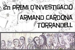 2n Premi d'Investigació Armand Cardona Torrandell