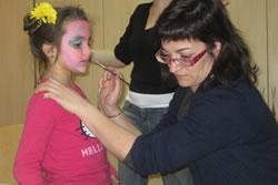 Taller de maquillatge als centres cívics