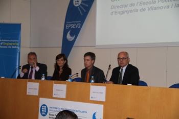 El curs acadèmic 2016/17 es va obrir al saló d'actes de l'EPSEVG