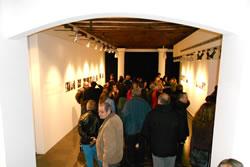 Divendres es va inaugura l'exposició 'Fent Camí' que es podrà visitar fins al 5 de gener de 2014