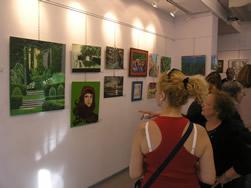 L'exposició recull una cinquantena d'obres