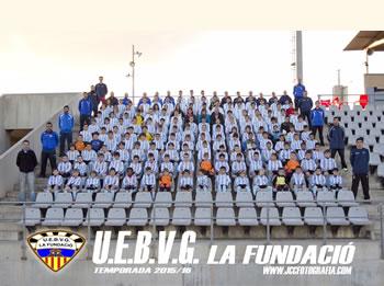 Presentació equips futbol Fundació Esport Base Vilanova