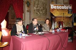 Marijó Riba, Joan Morales i Mireia Rosich