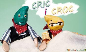 Cric i Croc, els trapelles