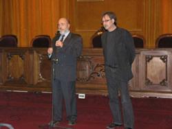 Jean Boisseau i Josep Tomàs Álvaro