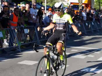 Ismael López (Foto: Fed Cat Ciclisme)