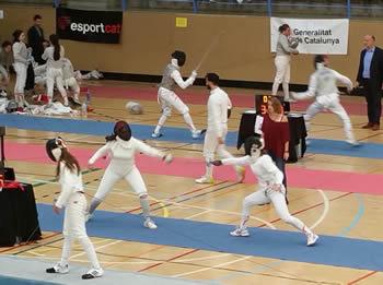 Campionat Catalunya Absolut Esgrima
