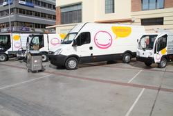 Els nous vehicles incorporen la nova imatge del servei