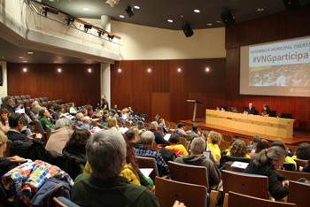 L'auditori de Neàpolis va acollir la 4a AMO