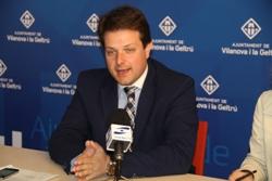 Gerard Figueras, regidor de Joventut