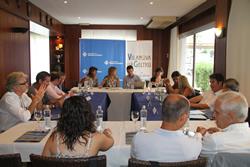 El Govern ha escoltat les inquietuds del sector turístic i comercial de la ciutat