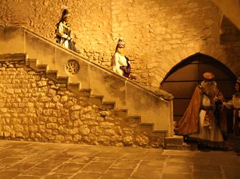 Ses Majestats sortiran des del Castell de la Geltrú