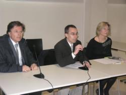 El Regidor de Projectes Urbans, Paisatge i Habitatge, Xavier Oller