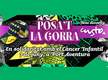 La campanya 'Posa't la  gorra' arriba a VNG els dies 23 i 30 de maig i 6 de juny