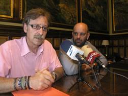 Tomàs Álvaro i Pep Torres