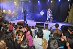 Concert hip hop