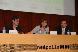 La jornada s'ha celebrat a Neàpolis amb professionals de l'àmbit de la salut, dels videojocs i estudiants de l'EMAID