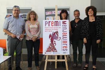 A l'acte de presentació hi van participar, a més dels regidors, dues autores i l'autor de la imatge