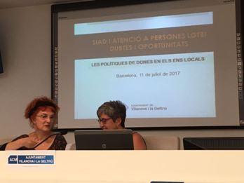 La Jornada sobre polítiques d'igualtat es va celebrar a Barcelona