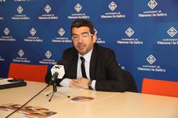 Francesc Sánchez assumirà en els propers dies la responsabilitat municipal de l'Equitat juntament amb Convivència