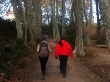 Passejada Mollet del Vallès, aquest dimecres