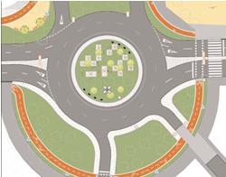 Molts conductors desconeixen com circular de manera correcta per una rotonda