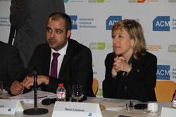 Neus Lloveras ha rebut a VNG el Comitè Executiu