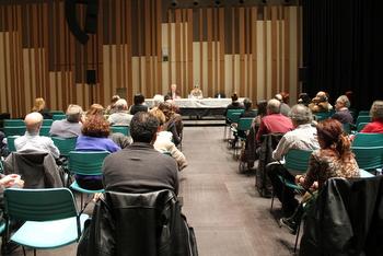 El mes de novembre es va fer una reunió informativa