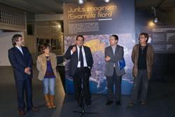 Inauguració exposició Eixample Nord