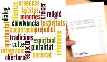 Les xerrades sobre diversitat religiosa conviden a comentar dubtes i fer preguntes
