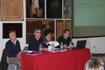 L'acte es va celebrar al Museu Víctor Balaguer