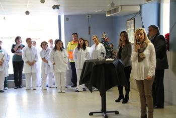 La trobada de dimarts es va fer a l'Hospital Sant Antoni Abat