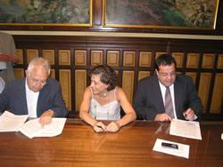 Joan Ignasi Elena, Iolanda Sánchez i Xavier Cardona