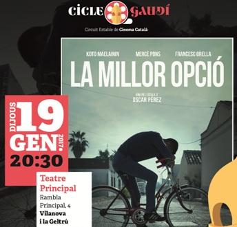 El cicle de cinema català Gaudí continua el 2017